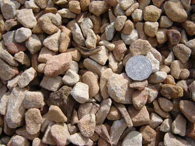 20mm sandstone white