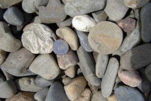 50mm lucky stones